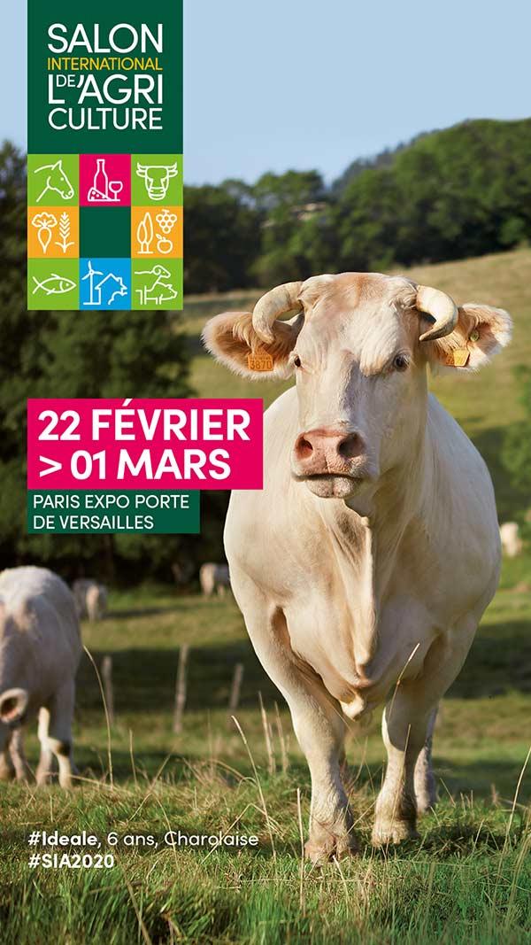 57EME SALON INTERNATIONAL DE L'AGRICULTURE - ENFANT - PARIS EXPO PORTE DE VERSAILLES