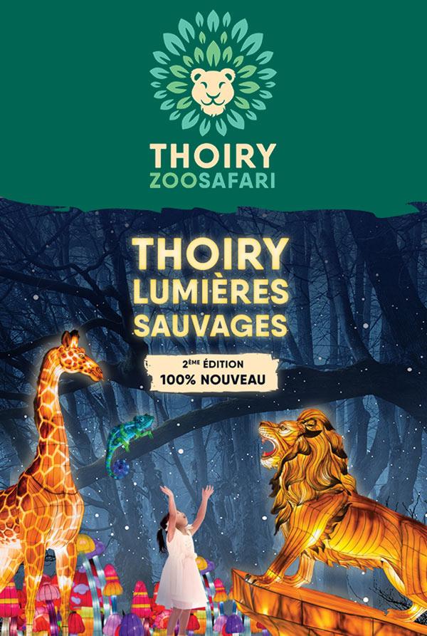 ZOOSAFARI DE THOIRY - PARC ET CHATEAU DE THOIRY