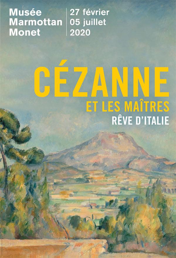 CÉZANNE ET LES MAÎTRES RÊVE D'ITALIE - Musée Marmottan Monet