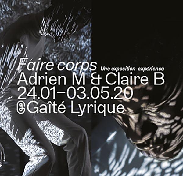 FAIRE CORPS - ADRIEN M & CLAIRE B