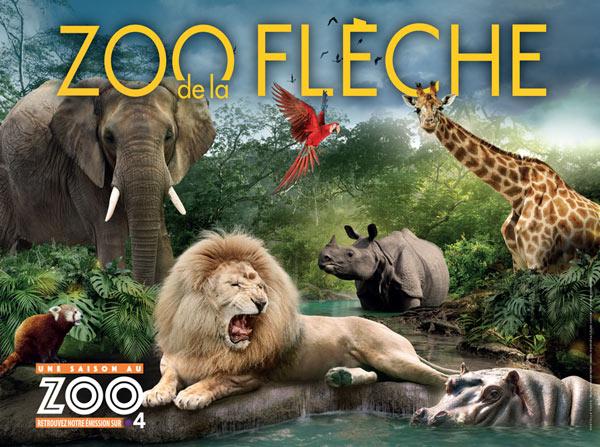 ZOO DE LA FLECHE - PARC ZOOLOGIQUE